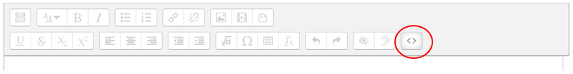 FontAwesome Social Media Icon HTML Input