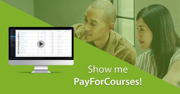 PayForCourses Set Up
