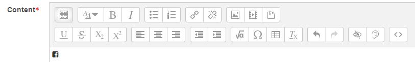 Social Media Icon HTML Version