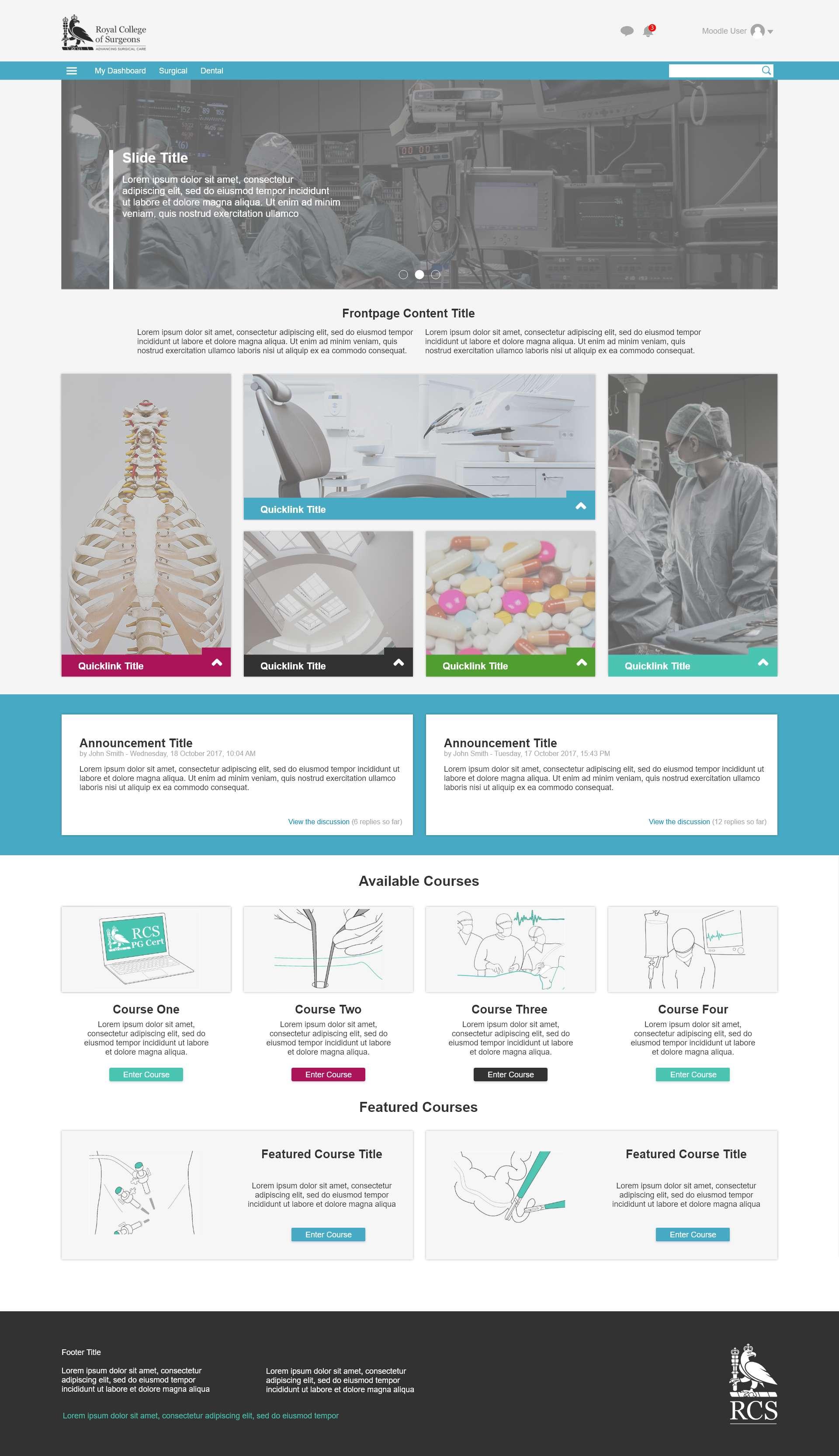 Design It - Royal College of Surgeons - Desktop