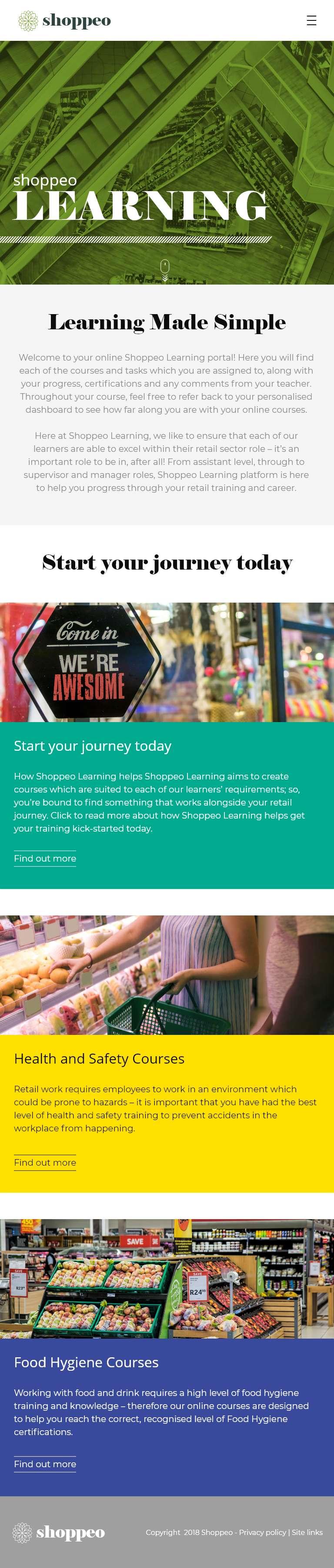 Design It - Shoppeo - Tablet