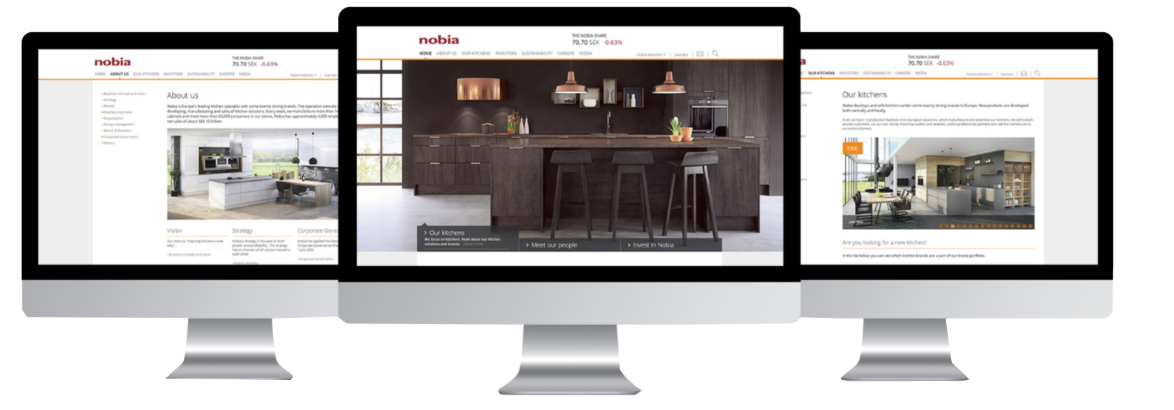 Nobia UK - Totara Learn Site - LMS Case Study