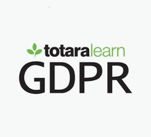 Totara Learn and GDPR