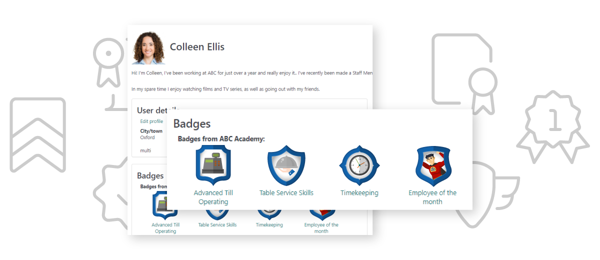 Totara Learn - Badges & Certificates